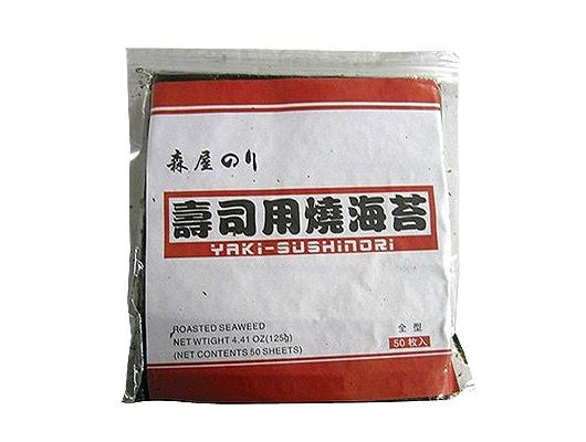 A級森屋日式燒紫菜>50片/包 (RSW50BA)