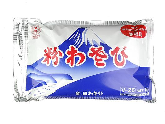 金印芥辣粉V-26 1KG/包 (WA003A)