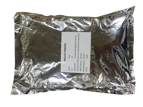 激辛芥辣粉(錫袋裝) 1KG/包 (WA010A)