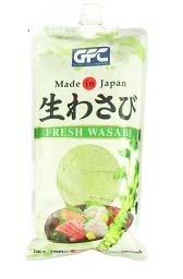 日本GFC冷凍青芥辣  (750g) (WA013A)
