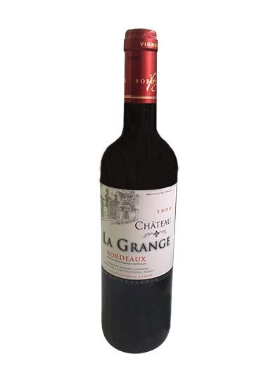 Chateau La Grange 2009 拉格蘭波爾多紅酒 750ml (WINE01)